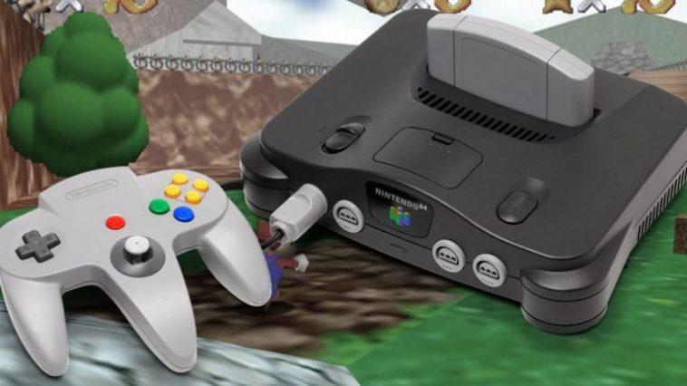 n64 2 1024x546 La razón por la que Nintendo no está haciendo un clásico de N64