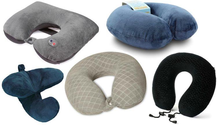 neck pillow Las cinco mejores almohadas de viaje del mercado actual