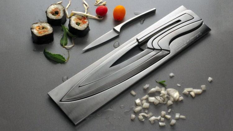nesting knives 800x800 e1544482233454 Los cinco tipos de cuchillos más caros del mundo