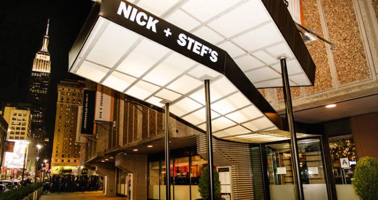 nick and stefs Los 20 mejores restaurantes de carnes en la ciudad de Nueva York