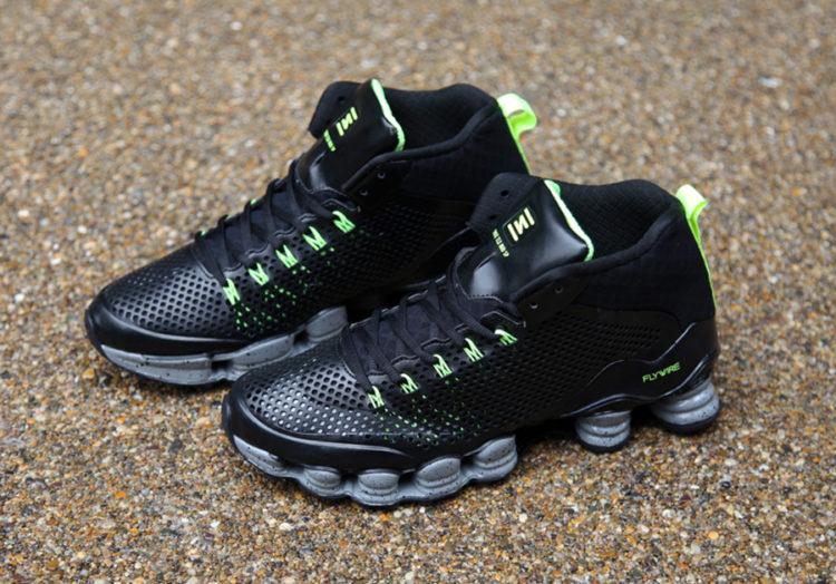 nike shox tlx mid sp black volt Los cinco mejores modelos de Nike Shox disponibles hoy