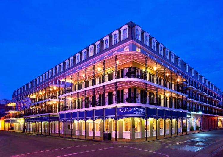 o 13 Los 10 mejores hoteles Starwood en los Estados Unidos