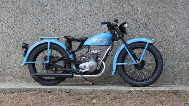 pa0714 194870 1 Las cinco mejores motocicletas Harley Davidson de la década de 1950