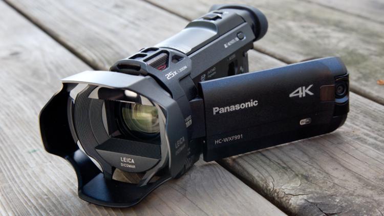 panasonic Las cinco mejores videocámaras 4K del mercado actual