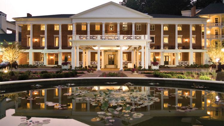 pitbsr omni bedford springs resort day exterior Los 10 mejores hoteles Omni en los Estados Unidos