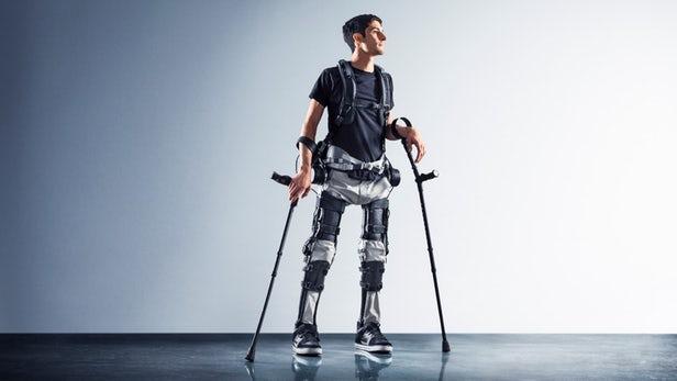 powered ¿Qué tan cerca estamos de tener exoesqueletos motorizados?