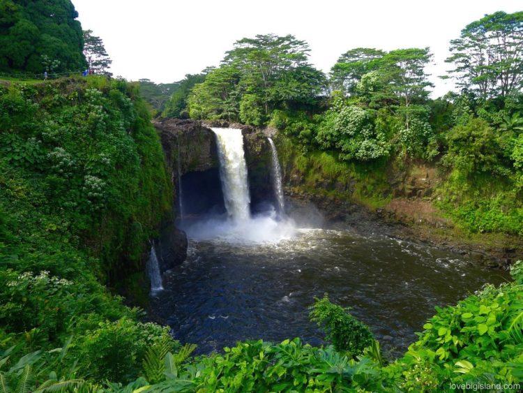 rainbow falls big island hawaii Las cinco mejores cascadas para visitar en Hawái
