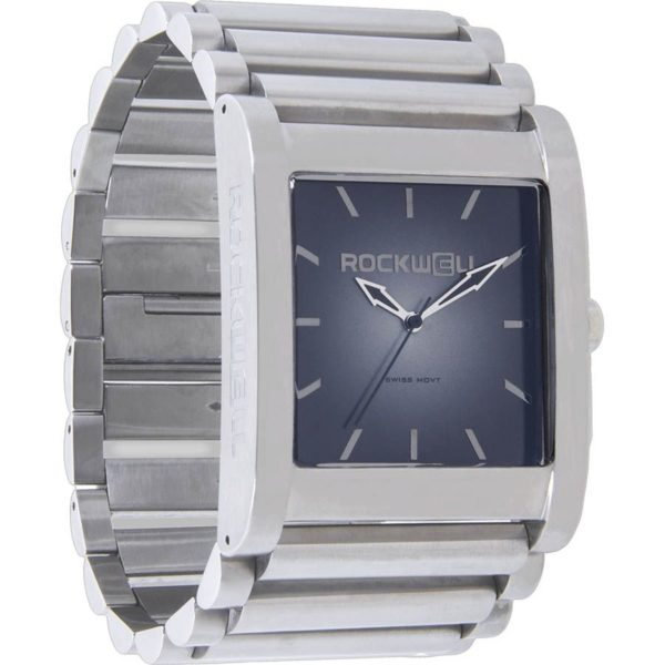 rockwell rook watch silver fade 1 Los 20 mejores relojes Rockwell de todos los tiempos