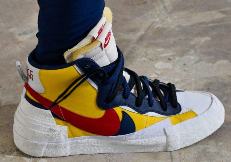sacai nike blazer 1 Los 5 lanzamientos de zapatillas más esperados de 2019