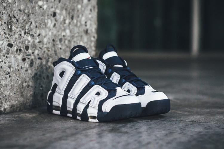 scottie pippens Las cinco mejores zapatillas Nike Uptempo del mercado actual