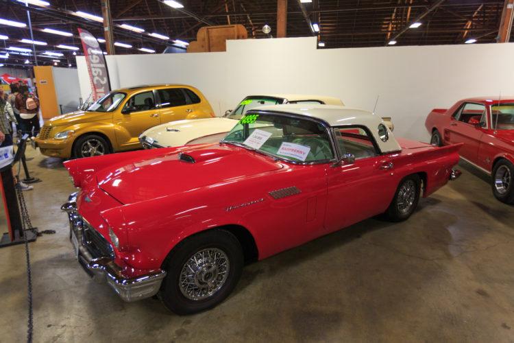 Museo del Automóvil Ragtops