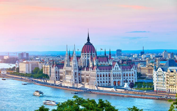 Edificios del Parlamento