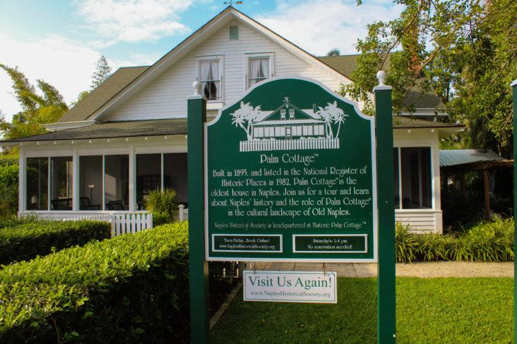 Casa de campo histórica de Palm