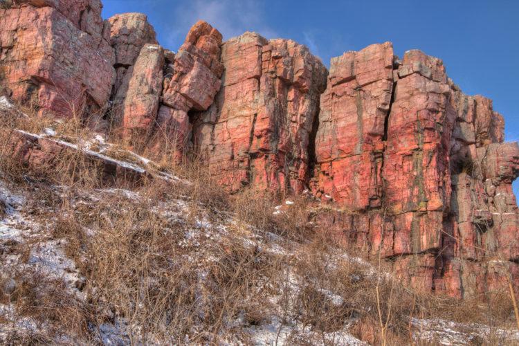 Parque estatal Blue Mound