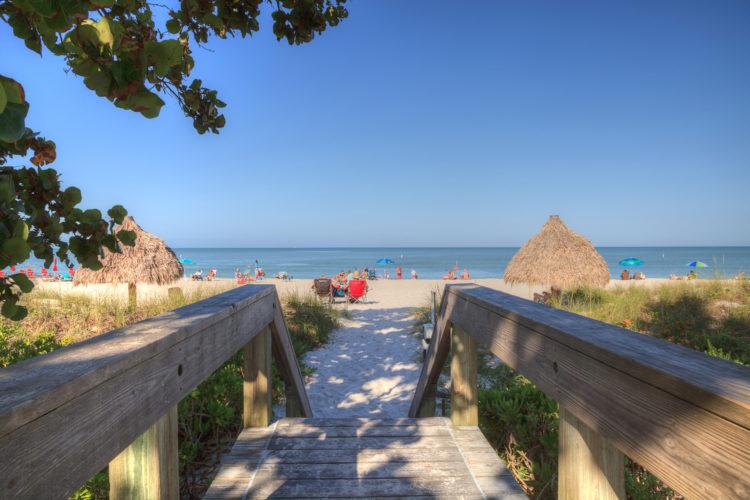 Parque de la playa de Lowdermilk