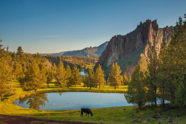 Parque estatal Smith Rock