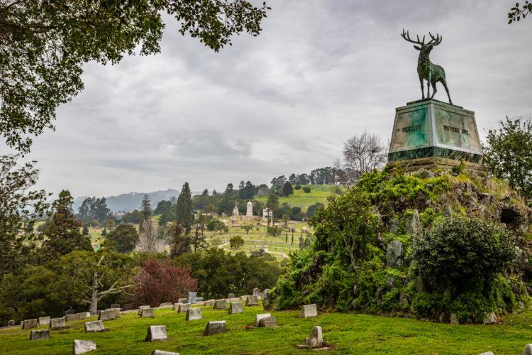 Cementerio de Mountain View