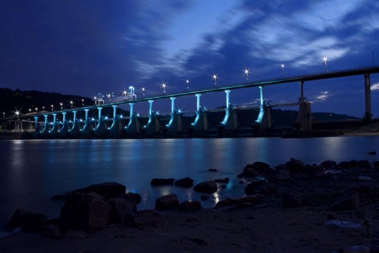 Puente Big Dam