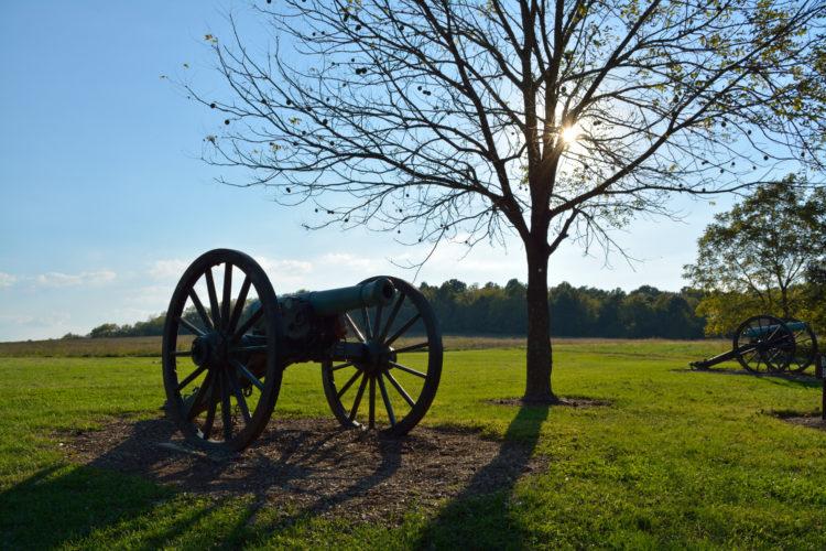 Campo de batalla nacional de Wilson's Creek