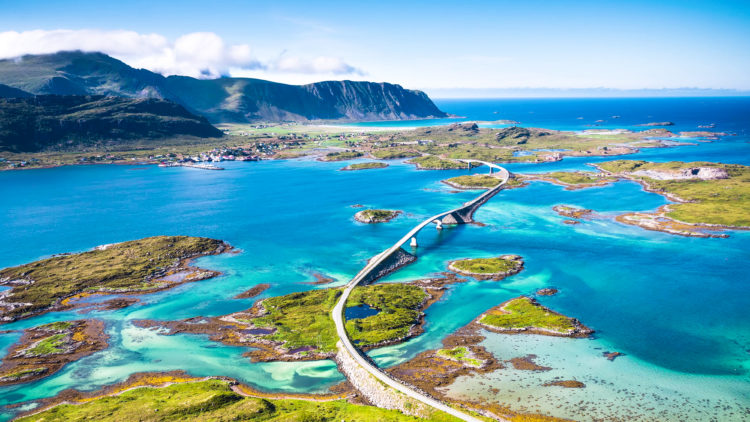 Skudeneshavn, Noruega