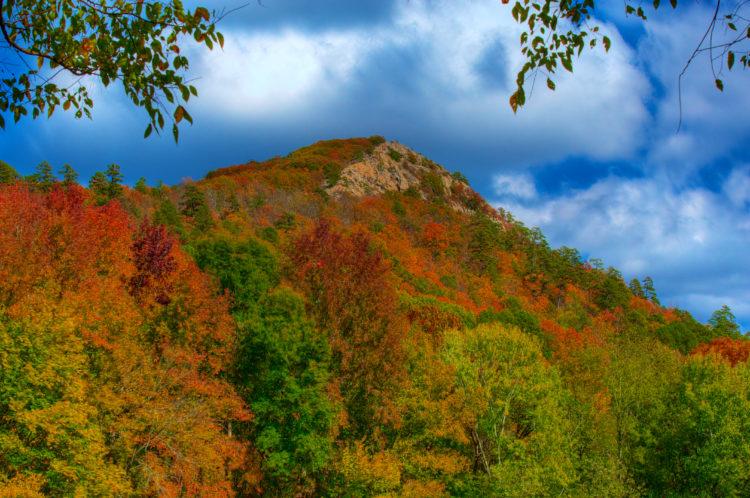Parque estatal Pinnacle Mountain