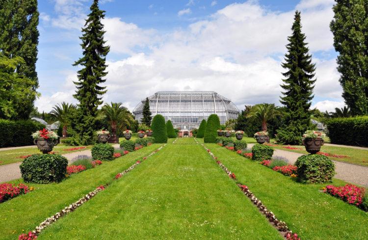 Jardines botánicos de Berlín