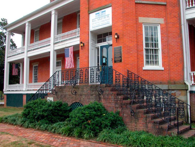 Museo MacArthur de Historia Militar de Arkansas