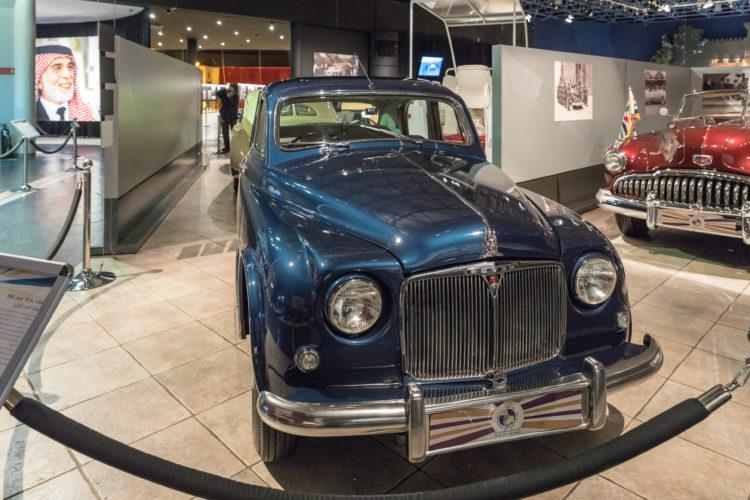Museo del Automóvil de Audrain