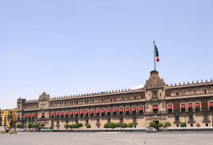 El Palacio Nacional