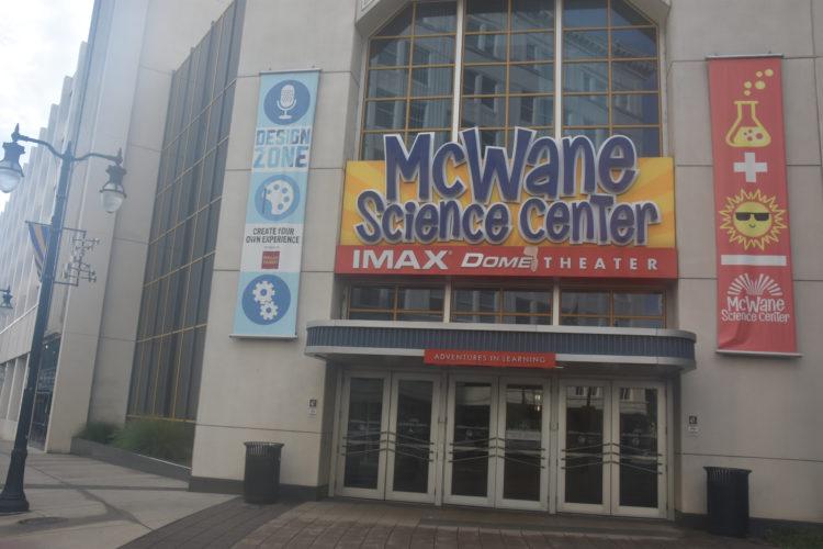 Centro de Ciencias McWane