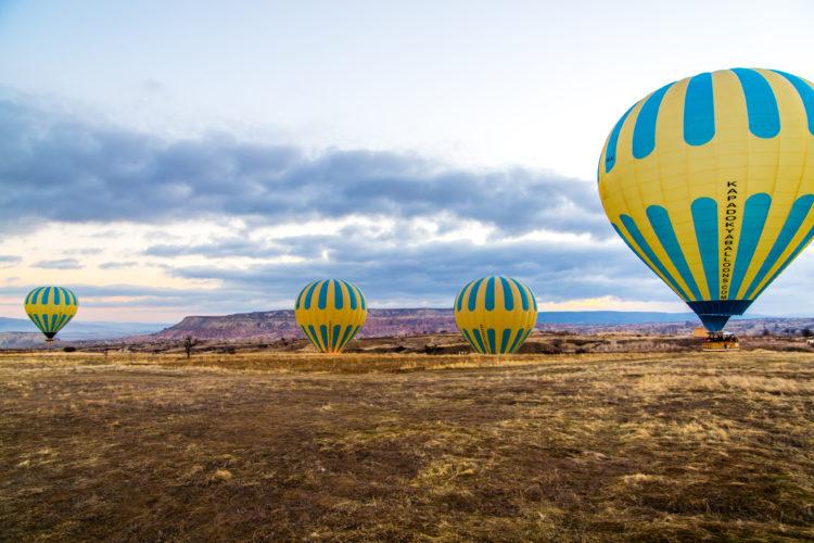 Tours en globo aerostático por Black Hills