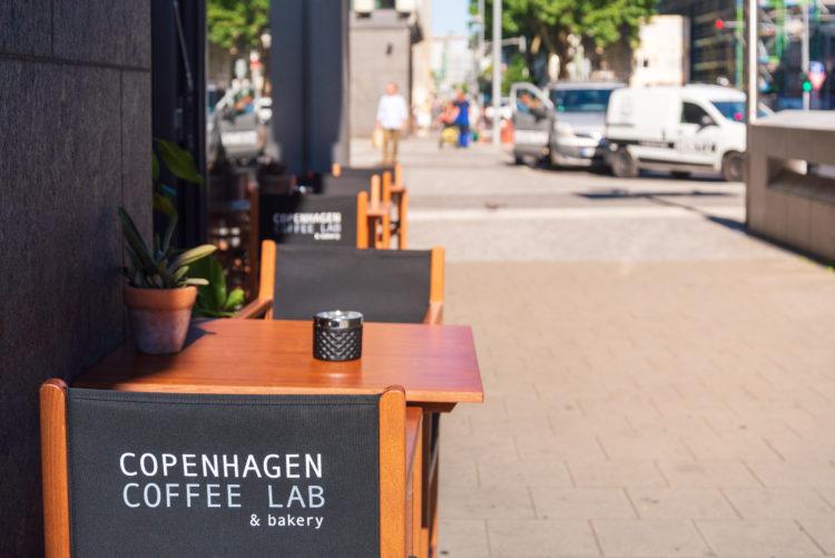 Laboratorio de café de Copenhague