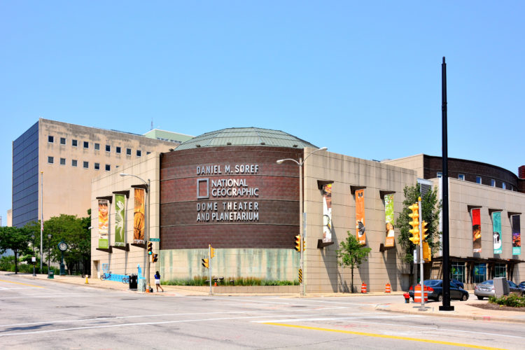 Museo histórico de Wisconsin