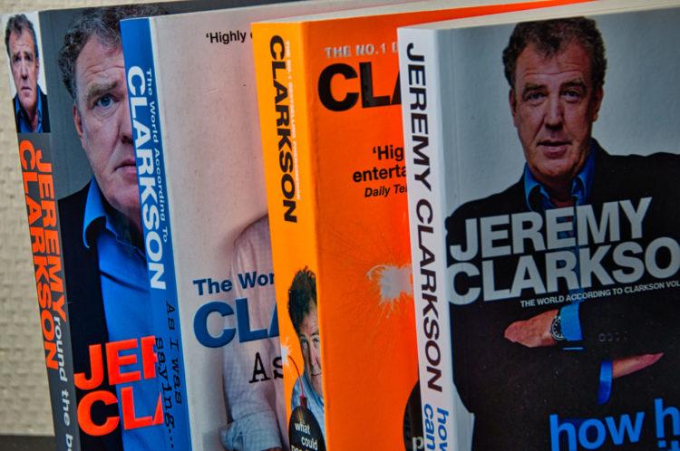 shutterstock 1465712144 scaled e1584706450825 Cómo Jeremy Clarkson logró un patrimonio neto de $ 60 millones