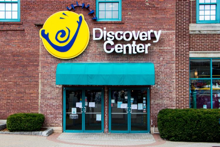 Centro de descubrimiento de Springfield