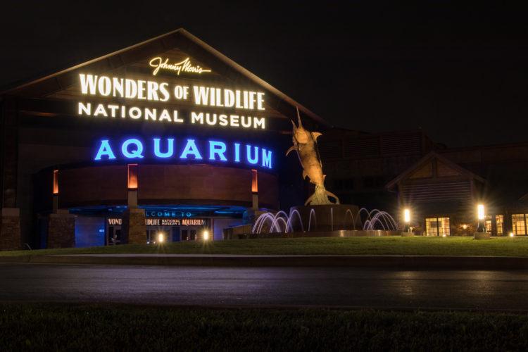 Museo Nacional y Acuario de las Maravillas de la Vida Silvestre