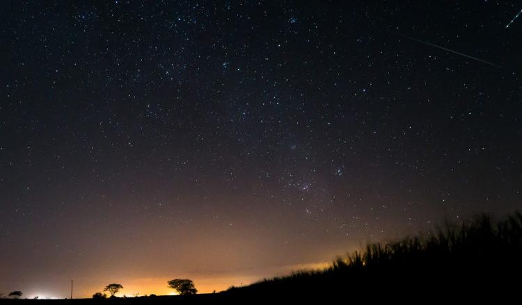 Área misteriosa del cosmos