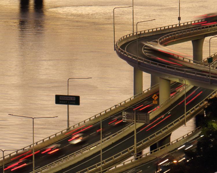 Sistema de senderos fluviales