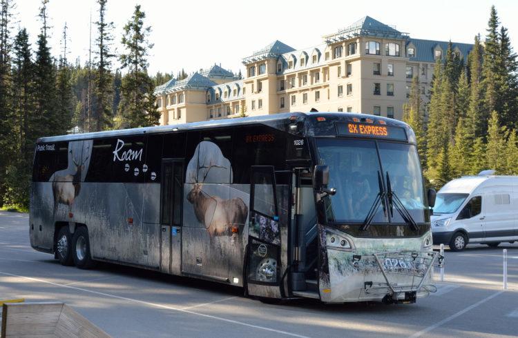Autobús turístico Banff