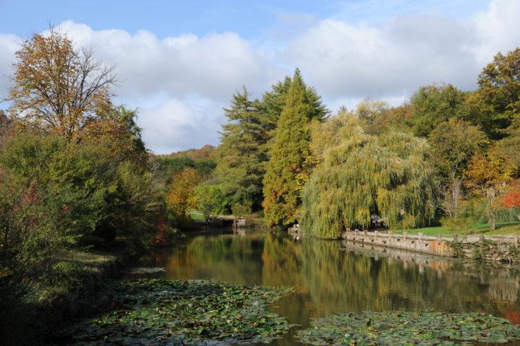 Lake Erie Arboretum en Frontier