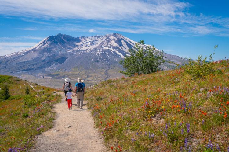 Hardman a Helen Trail