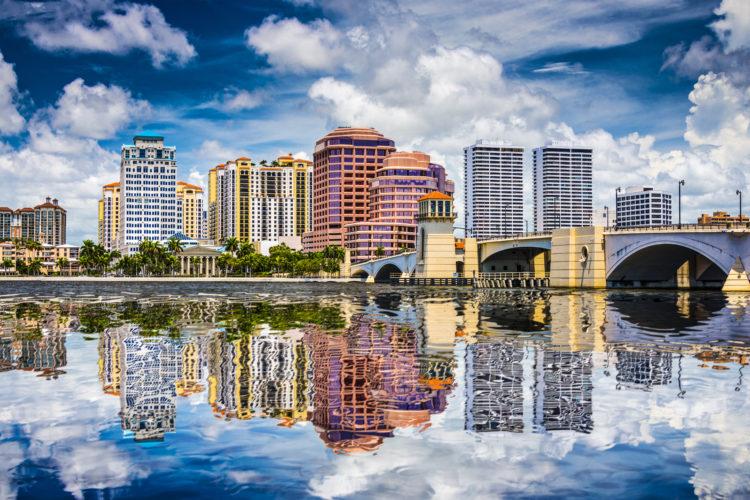 Centro de West Palm Beach