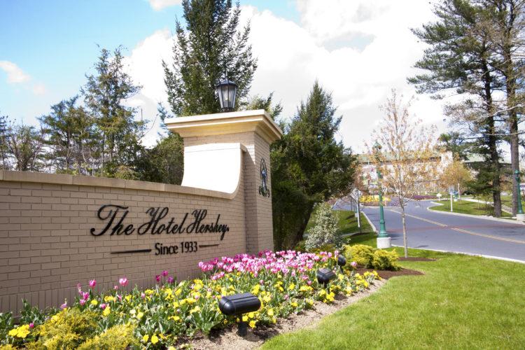 El hotel Hershey