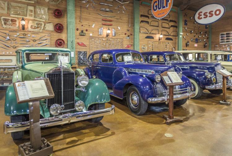Museo de automóviles antiguos de Tallahassee