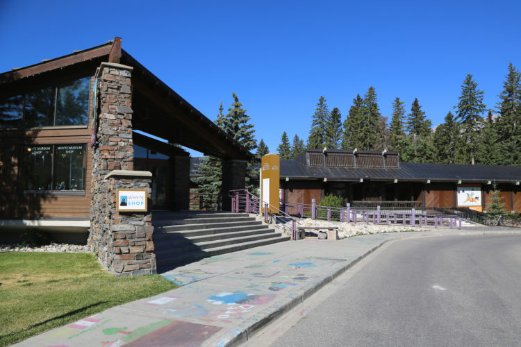 Museo Whyte de las Montañas Rocosas Canadienses