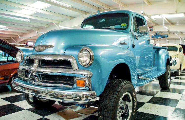 Museo del Automóvil Route 66