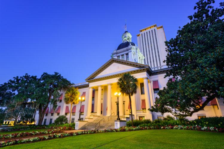 Capitolio histórico del estado de Florida