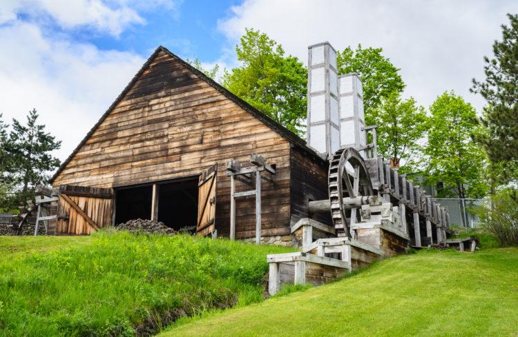 Sitio histórico nacional Saugus Iron Works