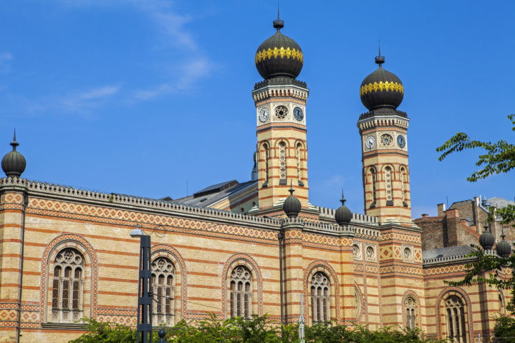 Sinagoga de la calle Dohany