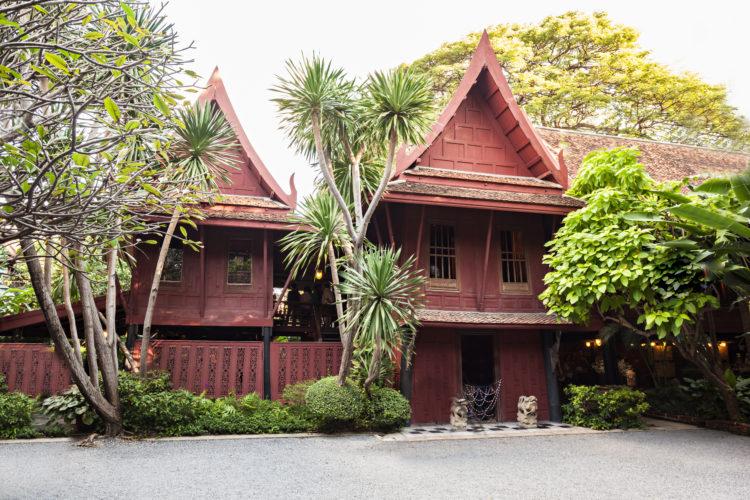 Museo de la casa de Jim Thompson